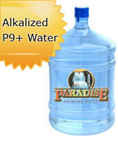 5 Gallon Alkalized Bottled Water Orange/LA County