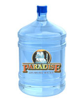 5 Gallon Bottled Purified Water